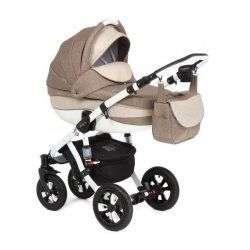 33W-A - Детская коляска Adamex Avila 3 в 1