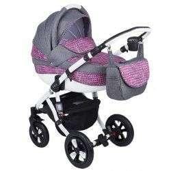 364W - Детская коляска Adamex Avila 2 в 1