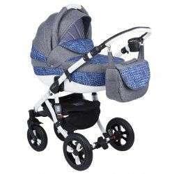 365W - Детская коляска Adamex Avila 2 в 1