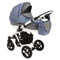 646K - Детская коляска Adamex Avila 2 в 1
