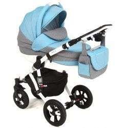 87L - Детская коляска Adamex Avila 2 в 1