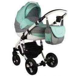 92L - Детская коляска Adamex Avila 2 в 1