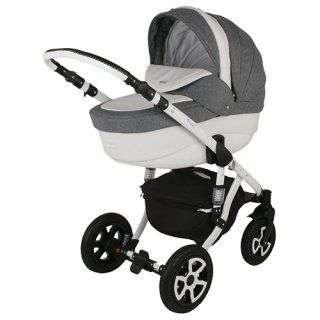 Детская коляска Adamex Barletta Ecco 2 в 1