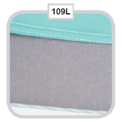109L - Детская коляска Adamex Barletta 3 в 1