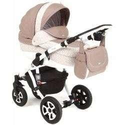 226W - Детская коляска Adamex Barletta 3 в 1