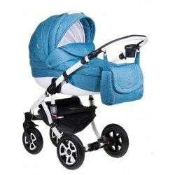 41L - Детская коляска Adamex Barletta 3 в 1