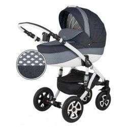 50L - Детская коляска Adamex Barletta 3 в 1