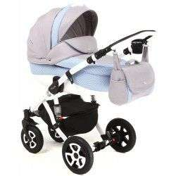 55L - Детская коляска Adamex Barletta 3 в 1
