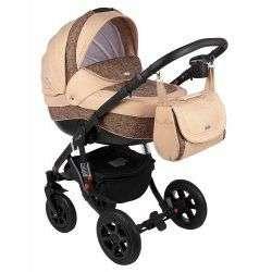 602K - Детская коляска Adamex Barletta 3 в 1
