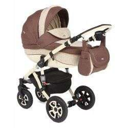 610K - Детская коляска Adamex Barletta 3 в 1