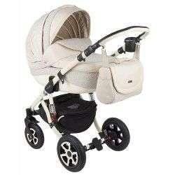 612K - Детская коляска Adamex Barletta 3 в 1