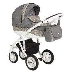 650K - Детская коляска Adamex Barletta 3 в 1