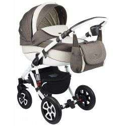 671K - Детская коляска Adamex Barletta 3 в 1