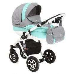 92L - Детская коляска Adamex Barletta 3 в 1