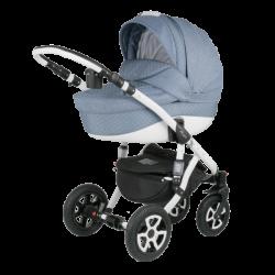 PIK35 - Детская коляска Adamex Barletta 3 в 1
