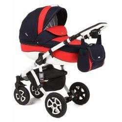PIK9 - Детская коляска Adamex Barletta 3 в 1