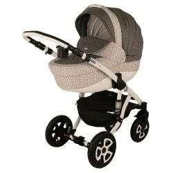 227W - Детская коляска Adamex Barletta 3 в 1
