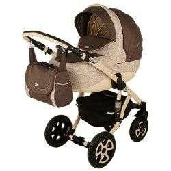 239W - Детская коляска Adamex Barletta 3 в 1