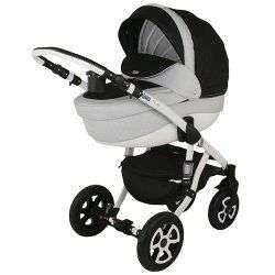 593G - Детская коляска Adamex Barletta 3 в 1