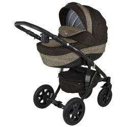 600K - Детская коляска Adamex Barletta 3 в 1