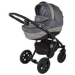 603K - Детская коляска Adamex Barletta 3 в 1