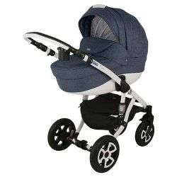 80L-B - Детская коляска Adamex Barletta 3 в 1