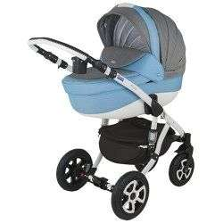 87L - Детская коляска Adamex Barletta 3 в 1