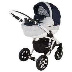 935G - Детская коляска Adamex Barletta 3 в 1
