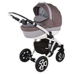 PIK1 - Детская коляска Adamex Barletta 3 в 1