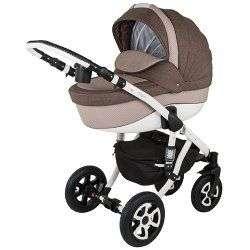 PIK2 - Детская коляска Adamex Barletta 3 в 1