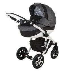 PIK7 - Детская коляска Adamex Barletta 3 в 1