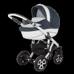 PIK10 - Детская коляска Adamex Barletta 3 в 1