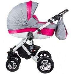 PIK14 - Детская коляска Adamex Barletta 3 в 1