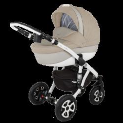 PIK5 - Детская коляска Adamex Barletta 3 в 1