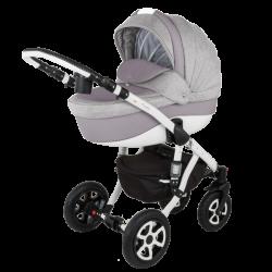 PIK8 - Детская коляска Adamex Barletta 3 в 1