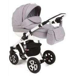 PIK16 - Детская коляска Adamex Barletta 3 в 1