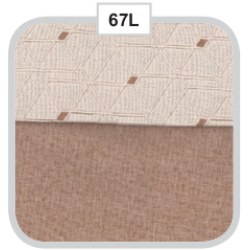 67L - Коляска Adamex Aspena 3 в 1
