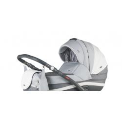 A24 - Коляска Adamex Avator 2 в 1 Carmel&Grey