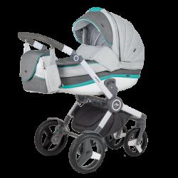 R9 - Детская коляска Adamex Avator 2 в 1