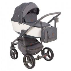 BR-200 - Детская коляска Adamex Barcelona 2 в 1