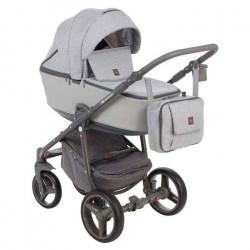 BR-204 - Детская коляска Adamex Barcelona 2 в 1