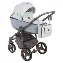 BR-213 - Детская коляска Adamex Barcelona 2 в 1
