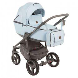 BR-215 - Детская коляска Adamex Barcelona 3 в 1