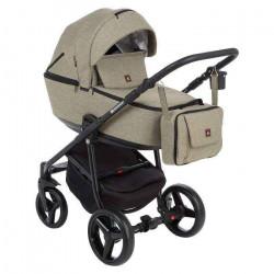 BR-27 - Детская коляска Adamex Barcelona 2 в 1