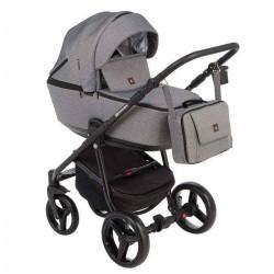 BR-40 - Детская коляска Adamex Barcelona 2 в 1