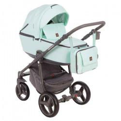 BR-43 - Детская коляска Adamex Barcelona 3 в 1