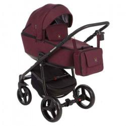 BR-44 - Детская коляска Adamex Barcelona 3 в 1