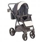 Детская коляска Adamex Barcelona 3 в 1