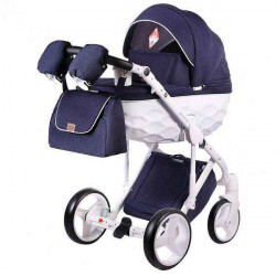 C204 - Детская коляска Adamex Chantal 3 в 1