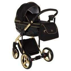 C1-A - Детская коляска Adamex Chantal 3 в 1
